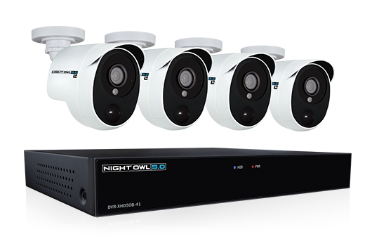 Wired Security Systems